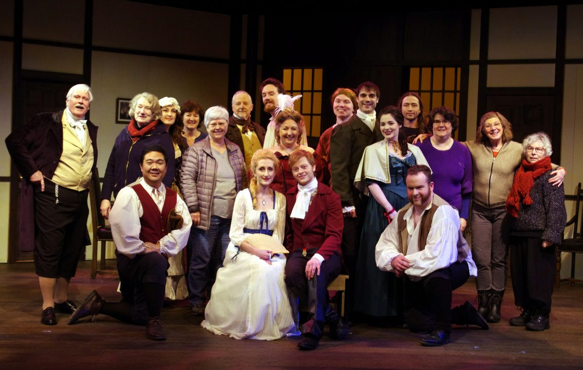 She Stoops To Conquer Cast and Crew