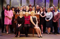 Metro's Calendar Girls 2017 Cast and Crew