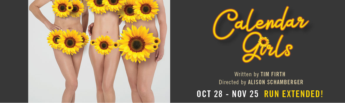 Calendar Girls live at the Metro THeatre