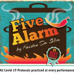Five Alarm Title show card