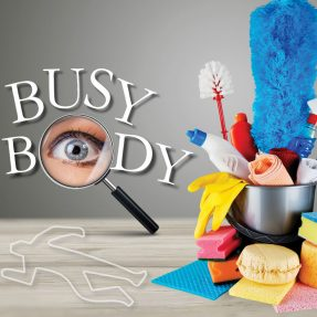 BusyBody, Season 56, Comedy Mystery,