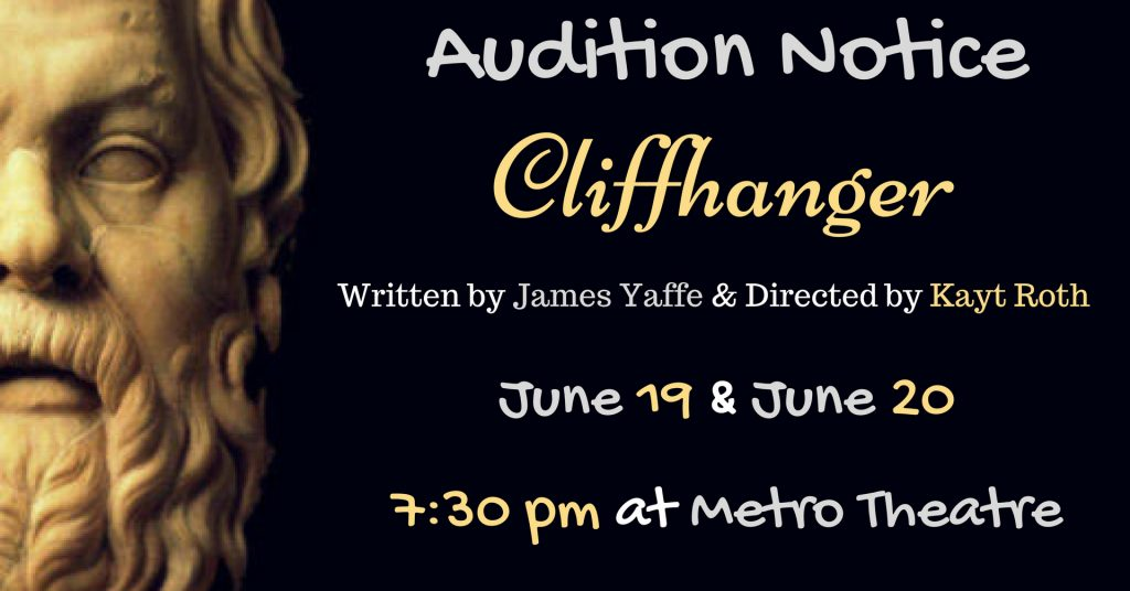 Acting Auditions Vancouver by Metro Theatre Auditions